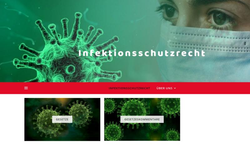 Infektionsschutzrecht